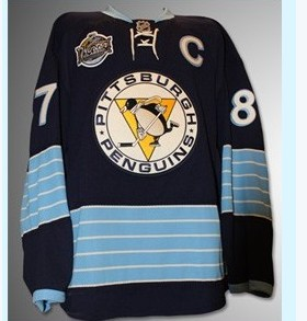 outlet store f9bb6 3e129 NHL Jerseys Pittsburgh Penguins 87 Sidney Crosby blue [new ...