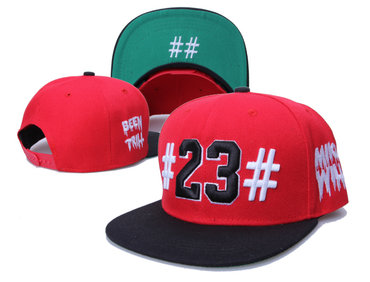 f66198d2a08d Thrasher Logo Black Adjustable Hat LH   8.5. Been Trill 23 Red Fashion  Snapback Hat