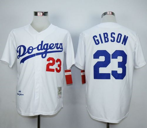 bb04eb865 ...  5 Corey Seager White Cool Base Stitched MLB Jersey   18. Mitchell and  Ness Los Angeles Dodgers  23 Kirk Gibson White Throwback Baseball Jersey