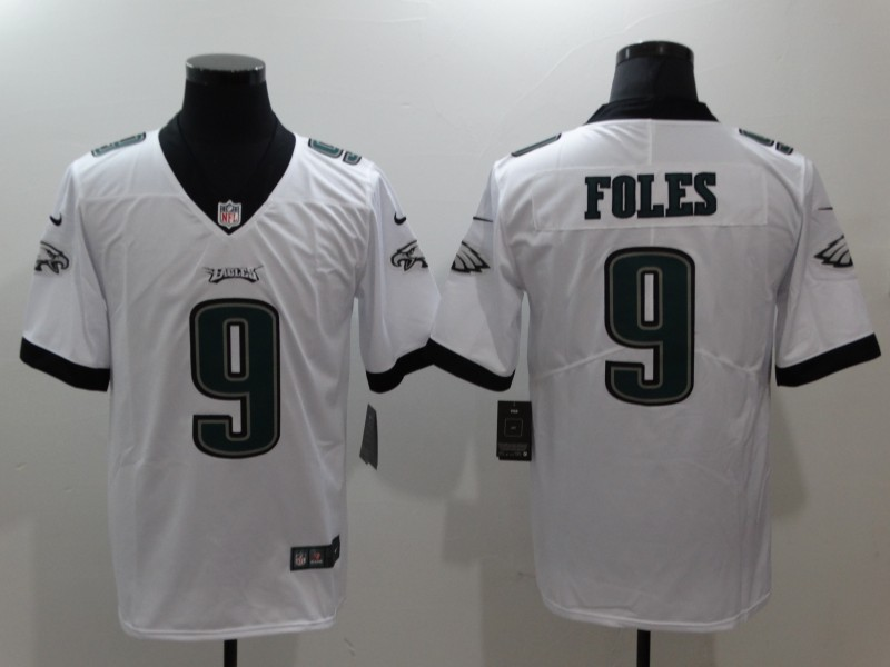 Nike Eagles 56 Chris Long Green Vapor Untouchable Player Limited Jersey 5850fe914