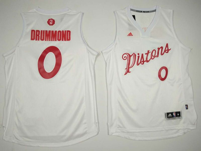 finest selection 09249 fd48b Pistons #33 Grant Hill White Hardwood Classics Stitched NBA ...