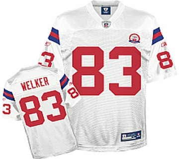 f478cf54c new england patriots afl 50th anniversary wes welker white jersey